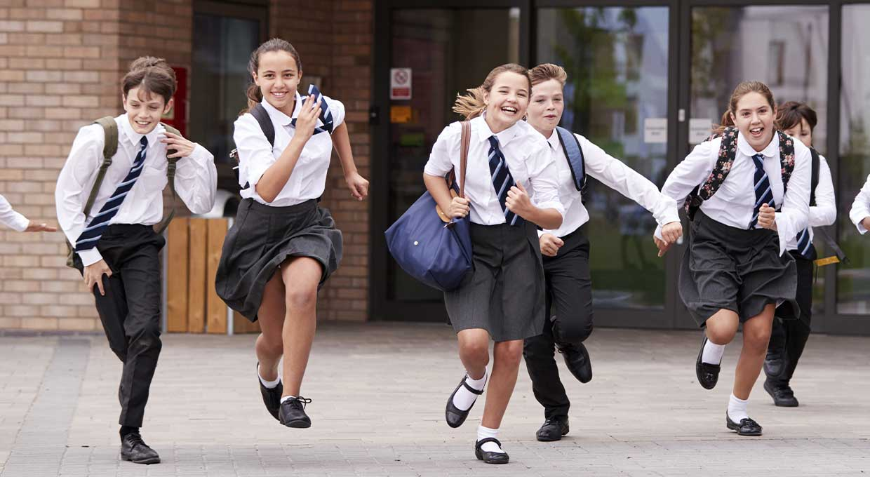 Transitioning from Primary to Post Primary School